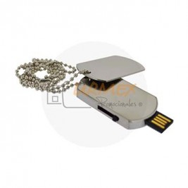 MEMORIA USB PROMOCIONAL PLACA