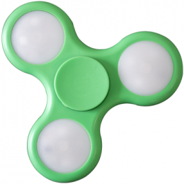 Fidget Spinner Luminoso